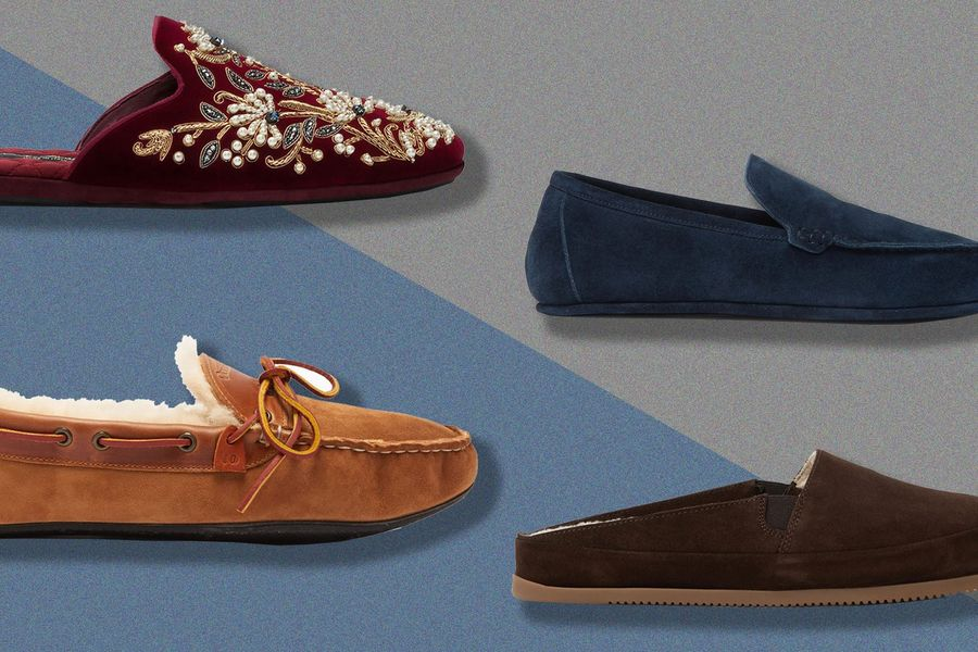 Best Slippers For Men (That Won't Make You Look Like A Codger)