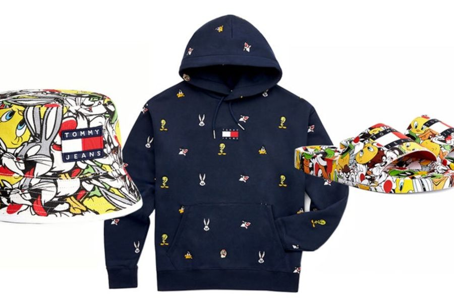 Looney Tunes Fans, Rejoice! You Can Now Wear Your Favourite Cartoon