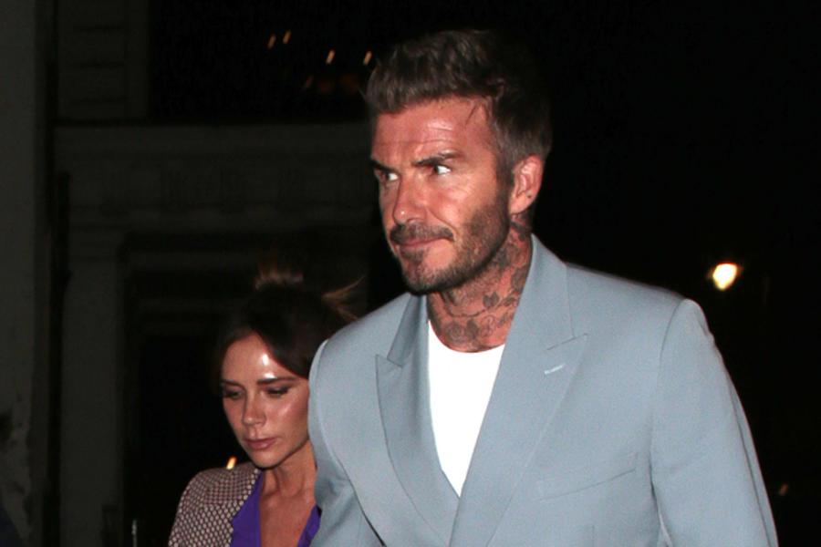 David Beckham And Cristiano Ronaldo Get Quarantine Haircuts
