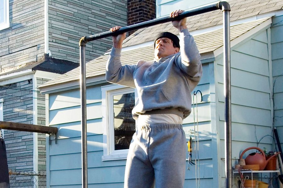 A Pull-Up Bar Can Do More Than You Think
