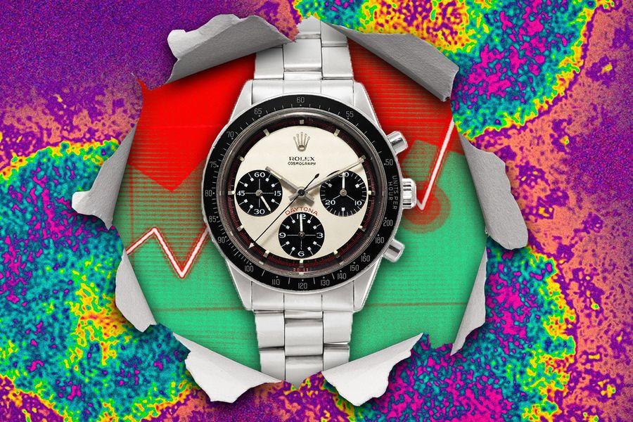 Somehow, The Vintage Watch Market Is Thriving Despite Coronavirus
