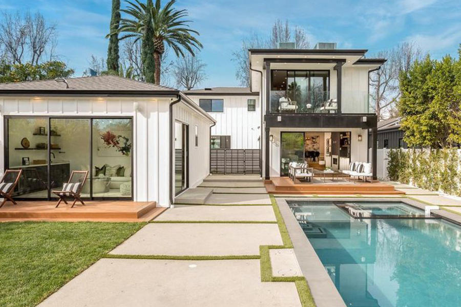 Take A Look Around Mena Massoud's $2m California Home
