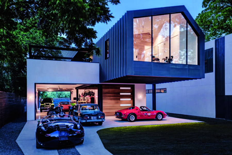The Mega-Luxe Show Garage is Now a Thing
