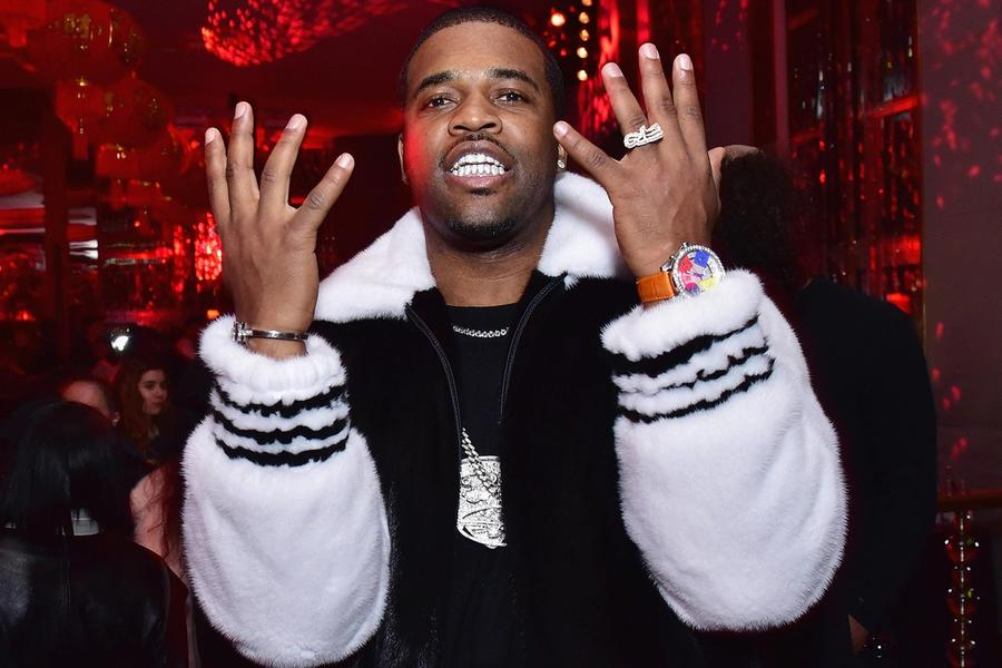 A$AP Ferg's Quarantine Workout Will Leave You In A Sweaty Heap