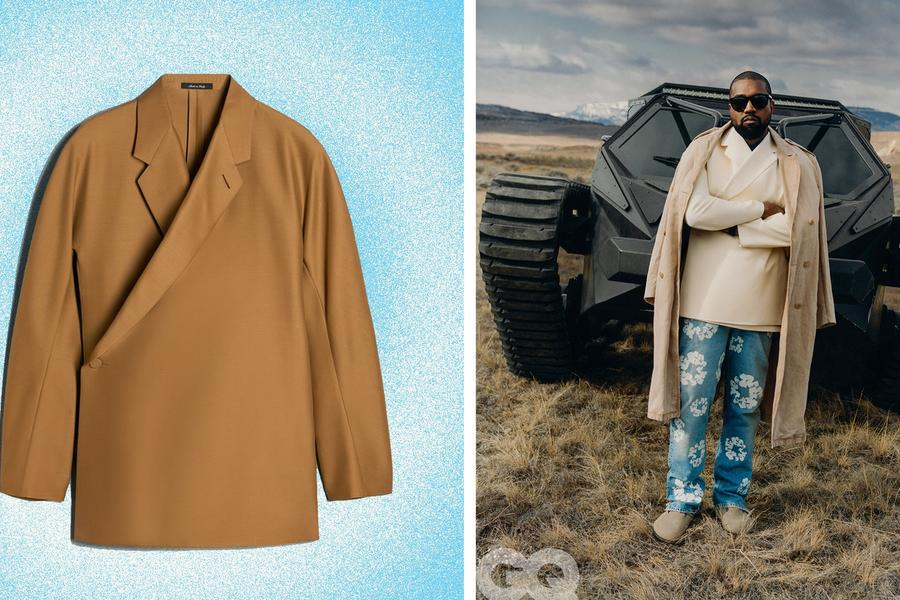 The Story Behind Kanye's Latest Style Obsession