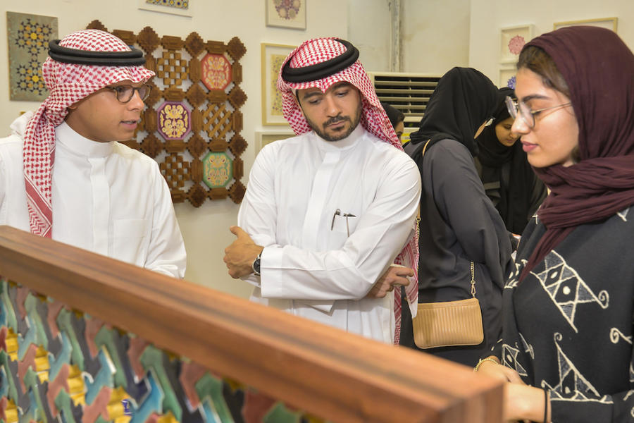 How Saudi-Led Art Jameel Supports Creativity In the Middle East