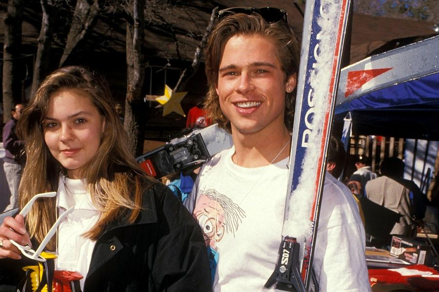 Here's To Brad Pitt, Unlikely Ski Style Icon