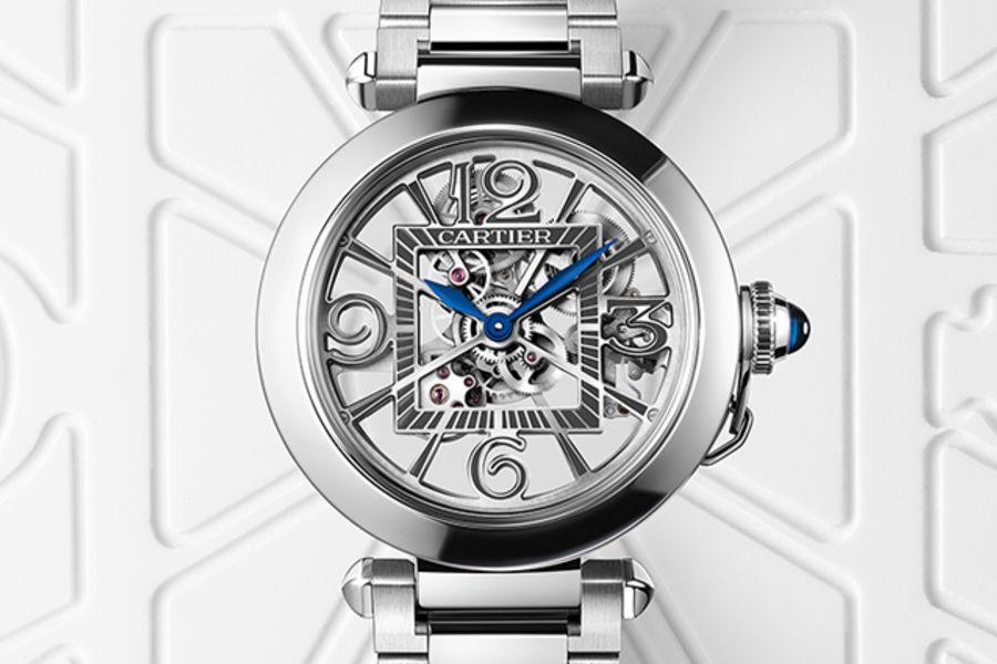 Cartier Relaunch A Classic Timepiece