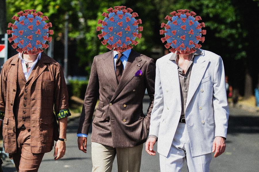 Call It #Menswear 2.0: Why Everyone Will Be Dressing Up Again After Coronavirus