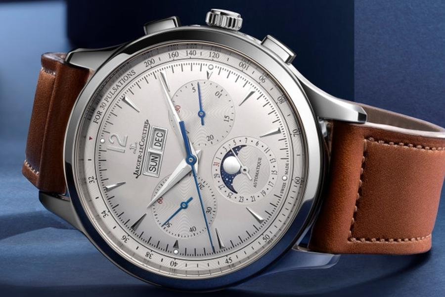 Jaeger Lecoultre's New Calendar Chronograph Wins The Day-date