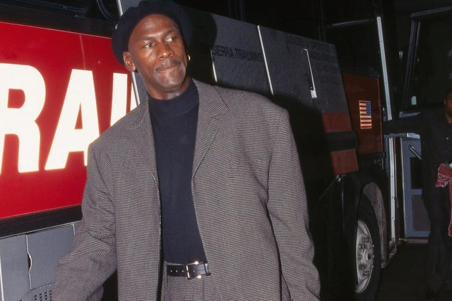 Michael Jordan's Fits From The Last Dance Are A Vibe