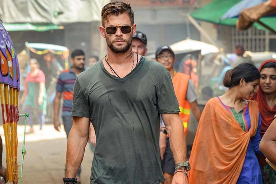 Fans Are Calling Chris Hemsworth's Latest Flick The Next John Wick