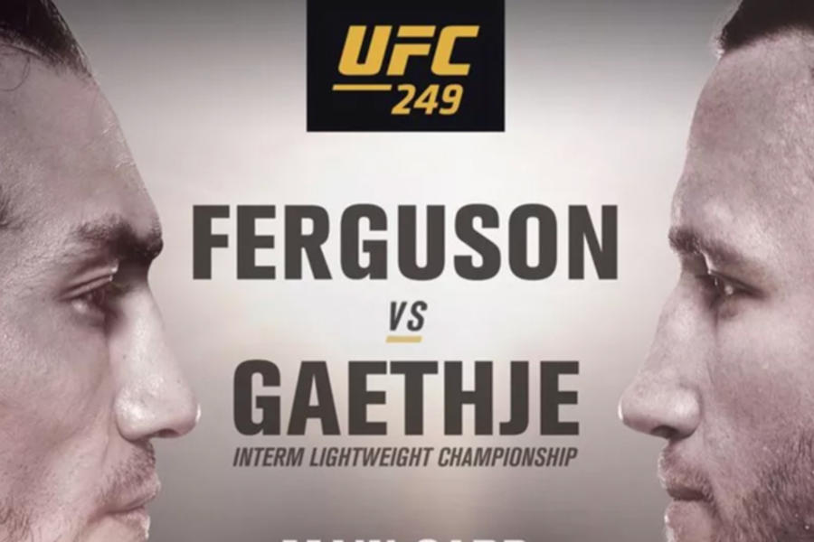 How To Watch UFC 249 Featuring Tony Ferguson And Justin Gaethje