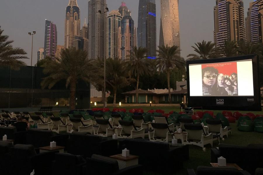 In Light of Coronavirus, Drive-in Cinemas Are Coming To The UAE