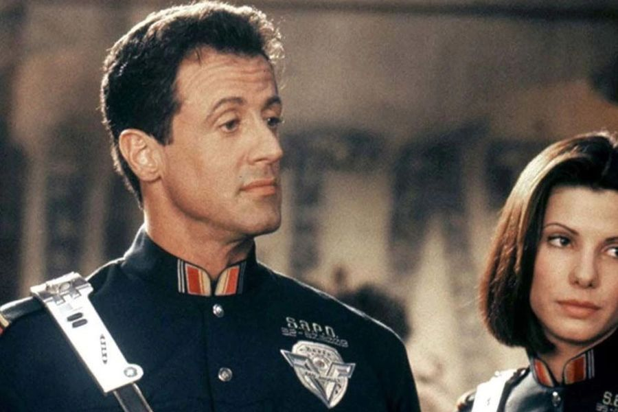 Sly Stallone Is Teasing Fans With A Demolition Man Sequel