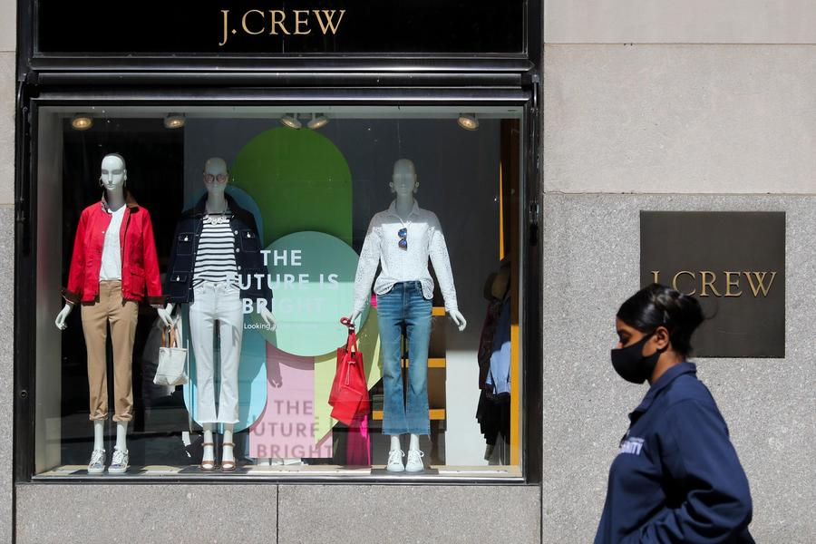 J.Crew, Neiman Marcus, and Others Are Filing For Bankruptcy. What Does That Mean, Exactly?