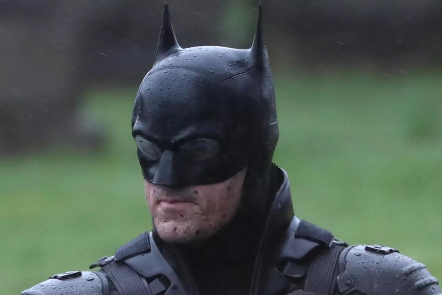 Robert Pattinson Says He's 'Barely Doing Anything' To Keep In Shape For His Role As The Batman
