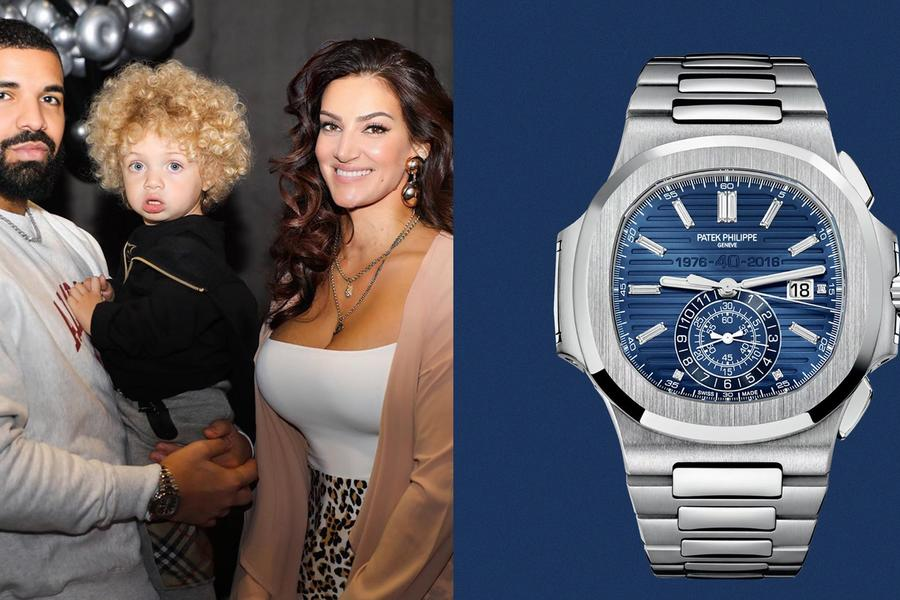 The Regular Version Of The World's Most-Wanted Watch Isn't Good Enough For Drake