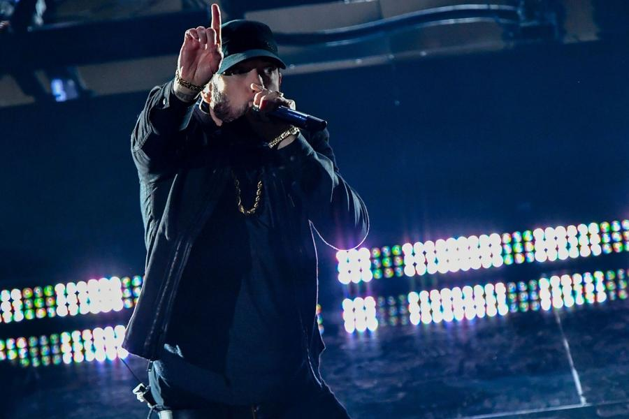 The Greatest Rappers Of All Time, According To Eminem