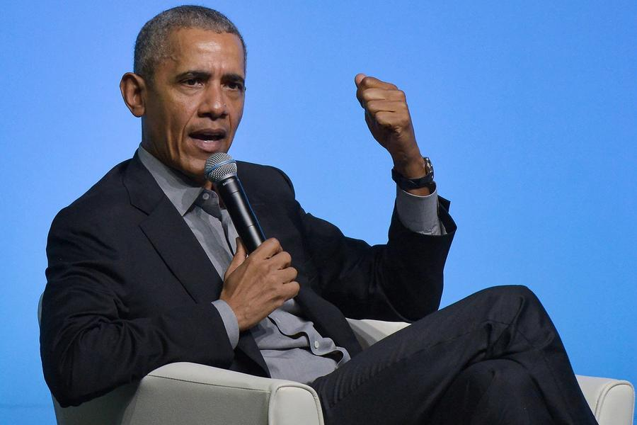 Barack Obama On How We Can Use This Chaotic Moment To Drive Real Change