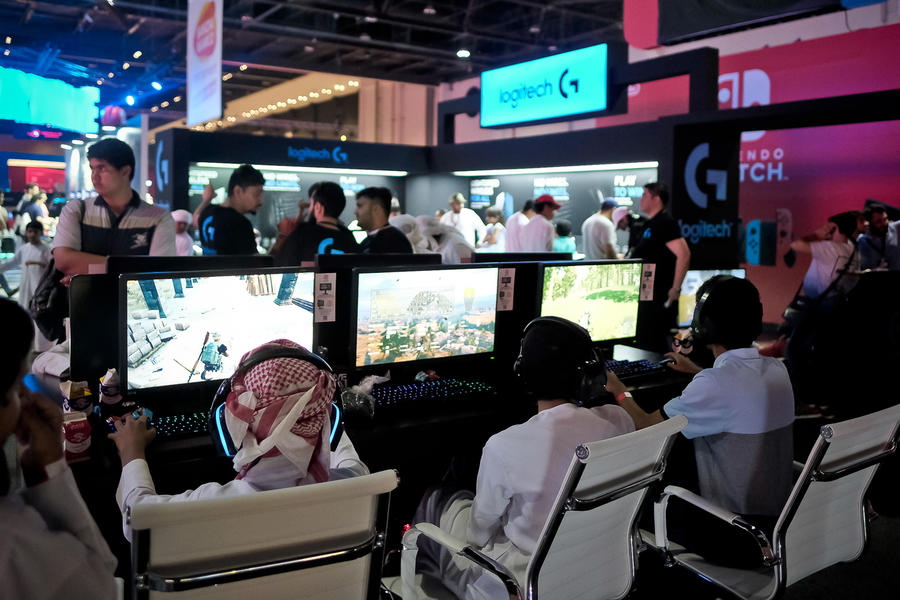 Middle East Games Con Is Going Digital