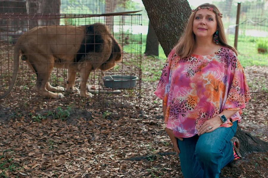 Carole Baskin Has Won Joe Exotic's Tiger Park In Court