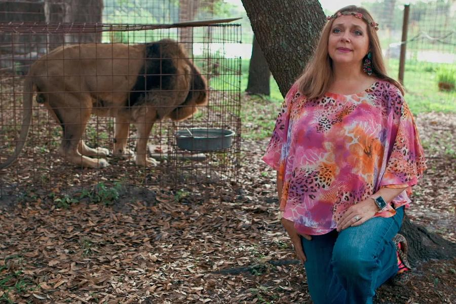 Carole Baskin Has Won Joe Exotic's Tiger Park In Court
