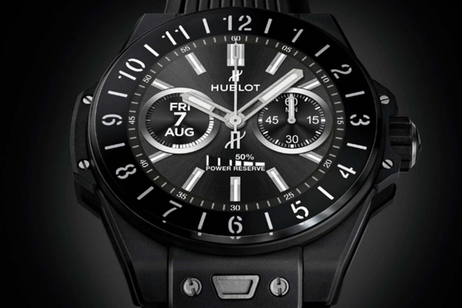 Hublot's New Big Bang e Is A Smartwatch In More Ways Than One