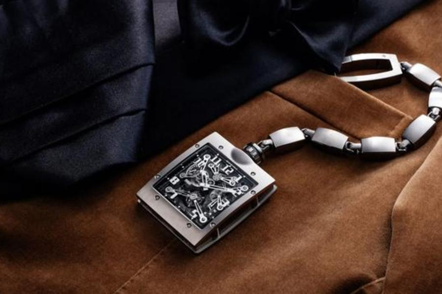 Richard Mille's First Pocket Watch Is A Modern Take On A Classic Archetype