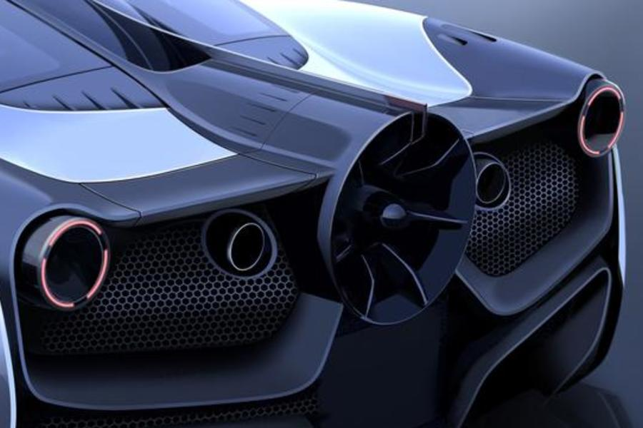 The Guy Behind The McLaren F1 Is Designing A $4.2 Million, V12 Supercar