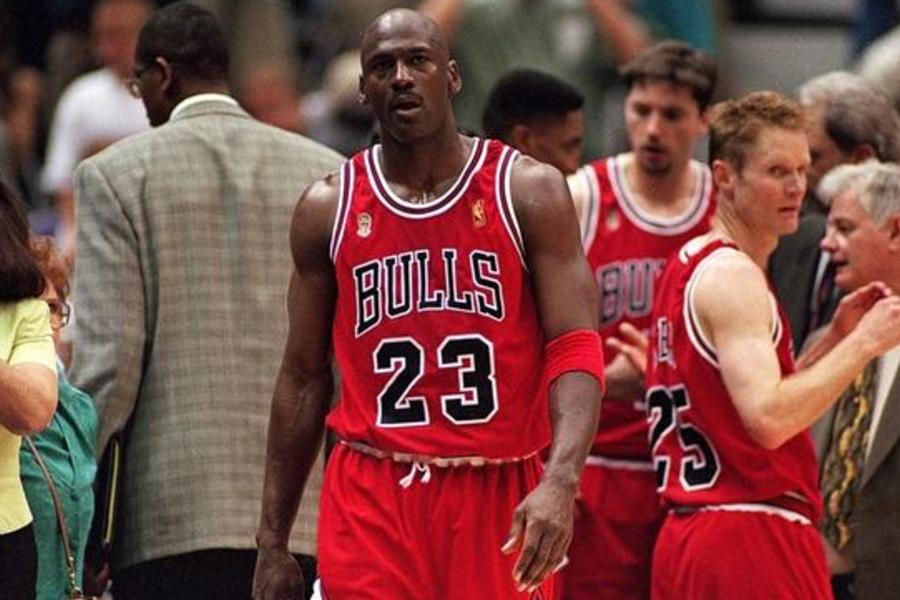 A Game-Worn Michael Jordan Jersey Could Fetch More Than $700k At Auction