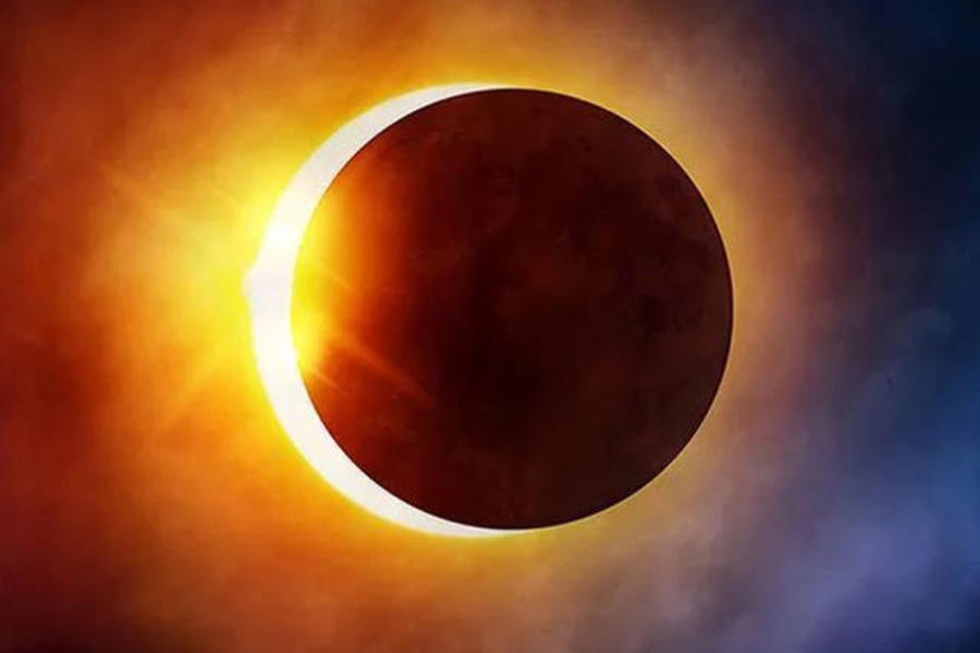 Watch Today's Solar Eclipse In The UAE, Live