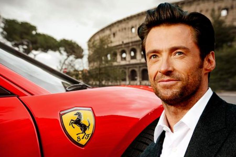 Hugh Jackman May Be Playing Enzo Ferrari In A Biopic About The Legendary Supercar Brand
