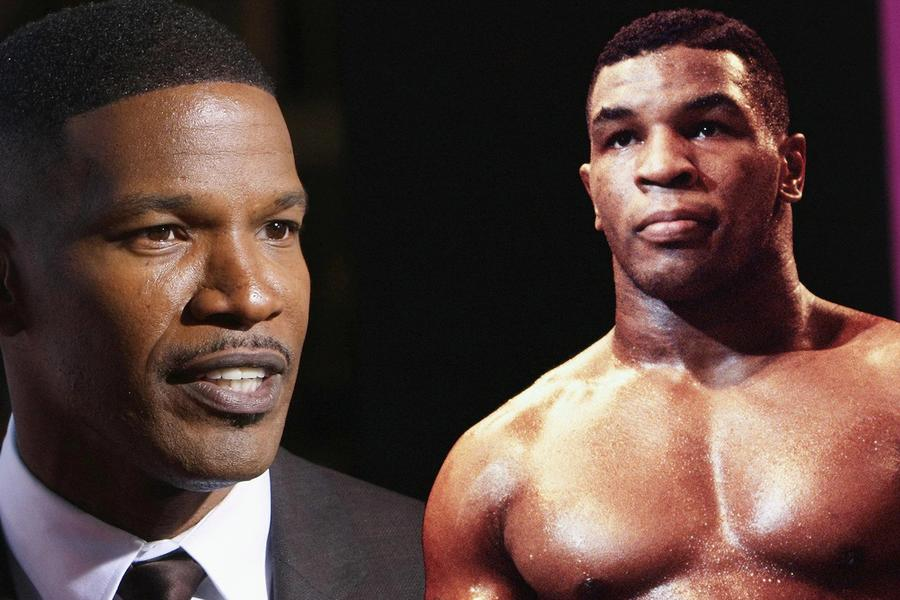 Jamie Foxx Is Set To Play Mike Tyson In An Upcoming Biopic
