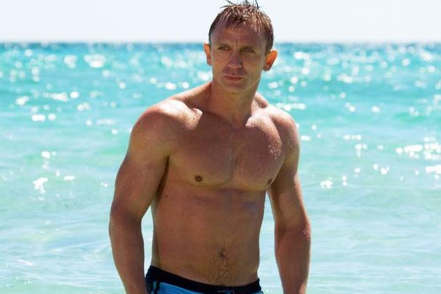 How Daniel Craig Got In Shape For All Of His Bond Movies