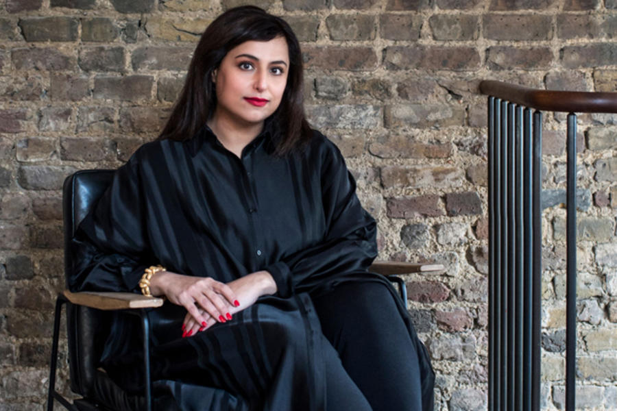 Sheikha Hoor Al Qasimi of Qasimi on Navigating Fashion in a Time of Crisis