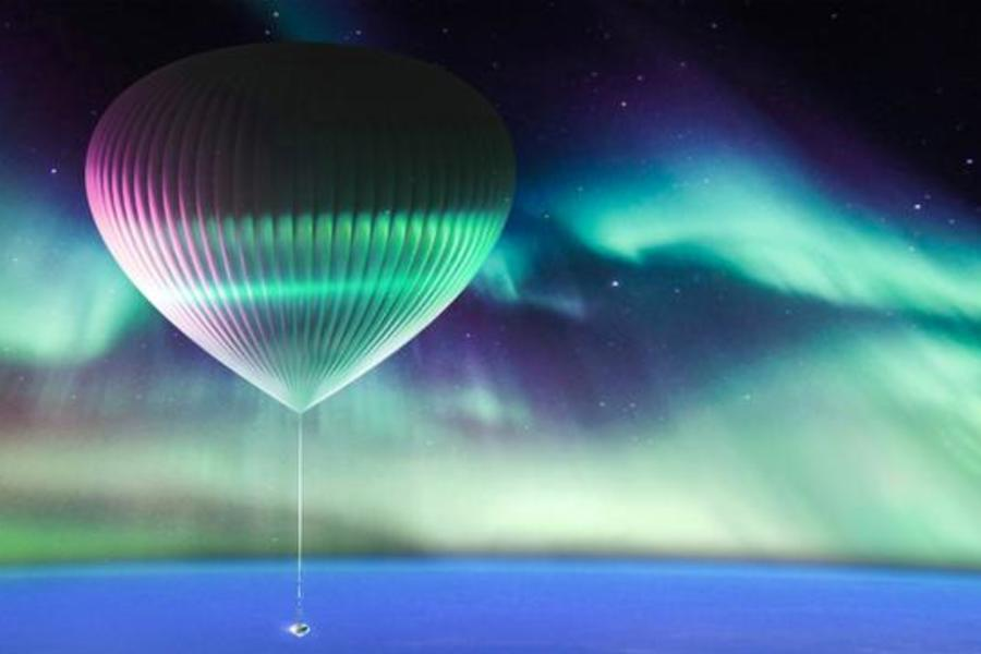 This 'Space Balloon' Could Open Up An Entirely New Frontier Of Space Tourism