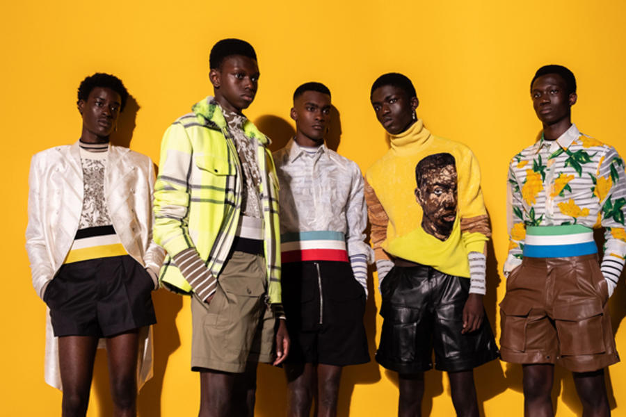 Dior Men's Summer 2021 Collection Is A Love Letter To A Continent