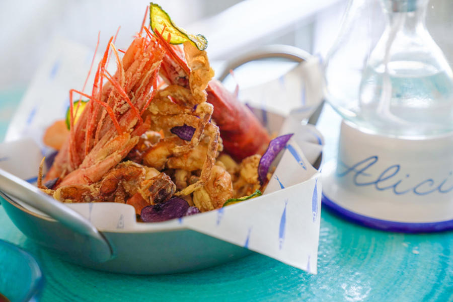 Dubai's Best Seafood Restaurants