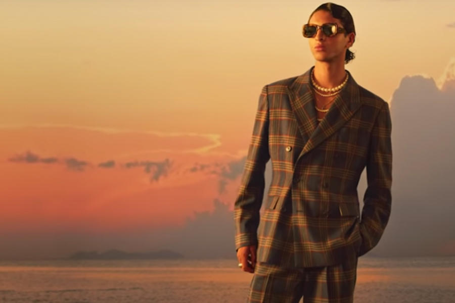 Charaf Tajer On Casablanca's Summer 2021 Collection