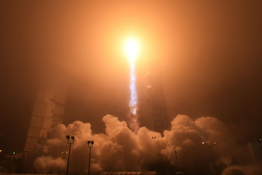 Watch The Launch Of The UAE's Mars Mission