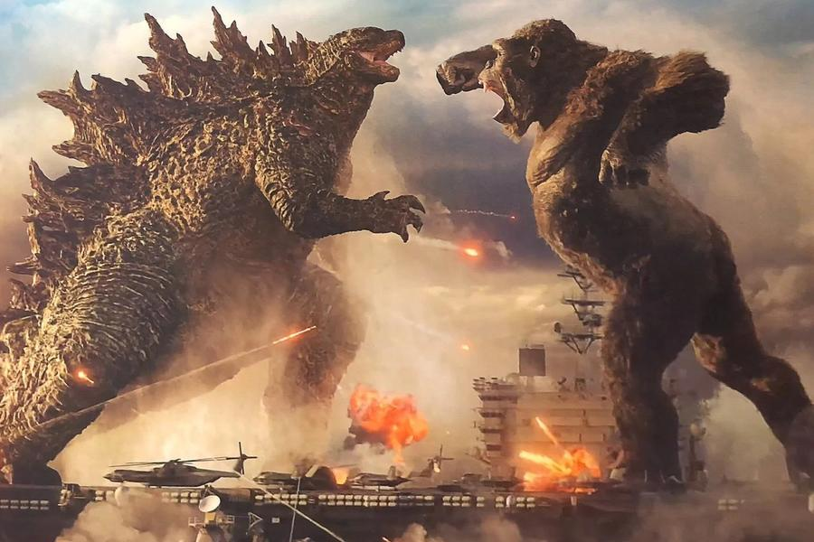 Godzilla vs. Kong Looks Set To Be The Dumbest, Wildest Movie Mash-Up Of The Year