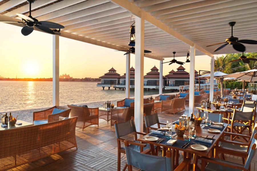 The Best Beach Restaurants In Dubai