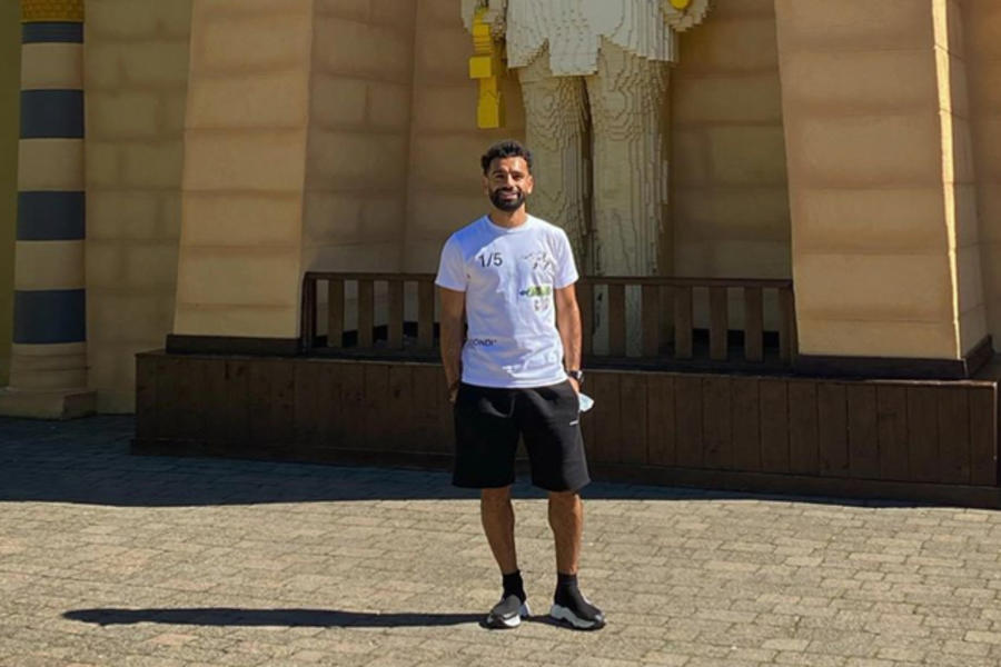 Mo Salah Is In Dubai, And This Is Where He's Been While He Was Here