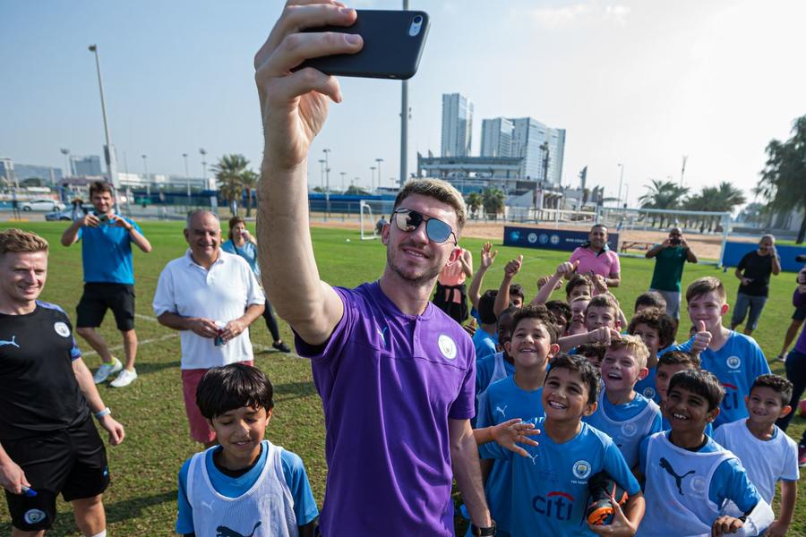 Manchester City's UAE Football Schools Get Bigger And Better