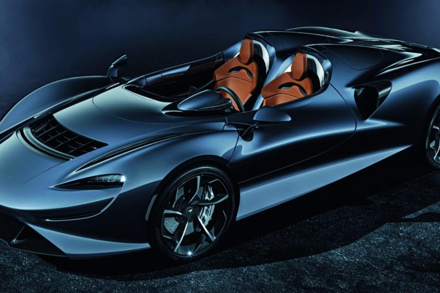 The McLaren Elva Is Wind Proof