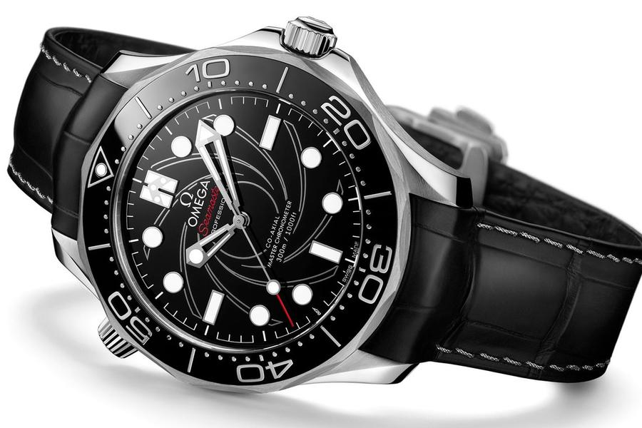 The Omega Seamaster Diver 300m 'James Bond' Is Perfect For Superfans