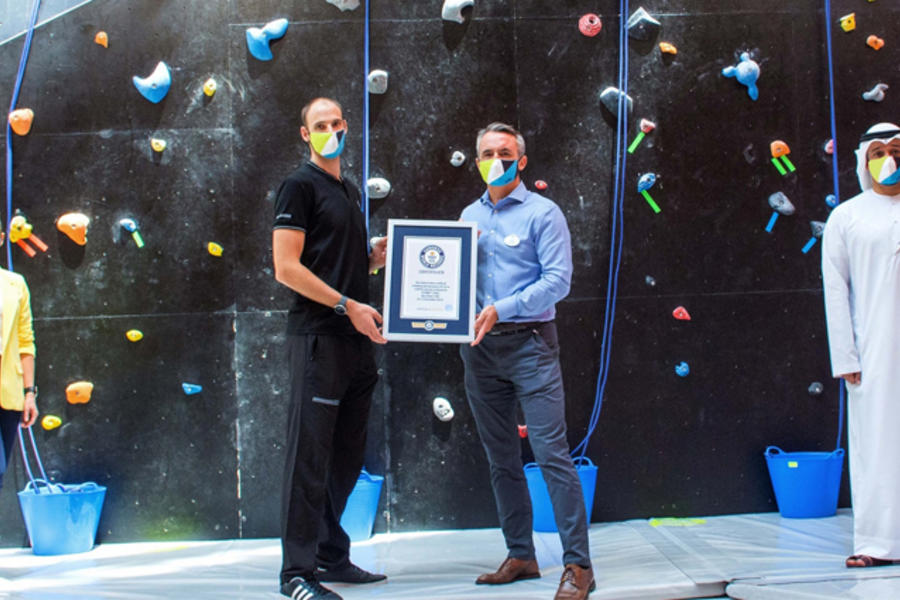 The UAE Has Won Two New Guinness World Records
