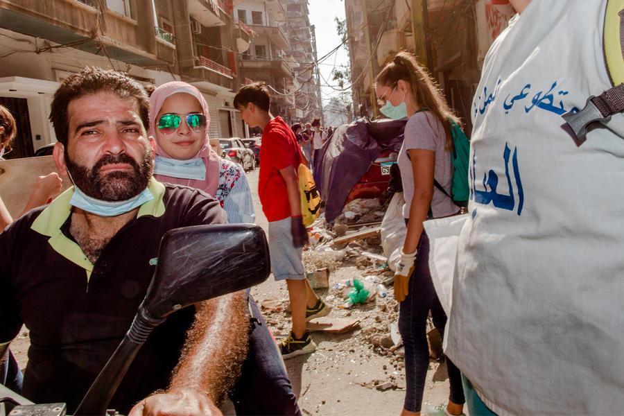 Inside Beirut's Broken Heart