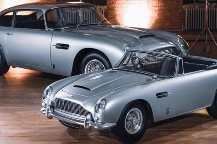 The Little Car Company Celebrates British Racing History With The $81k Aston Martin DB5